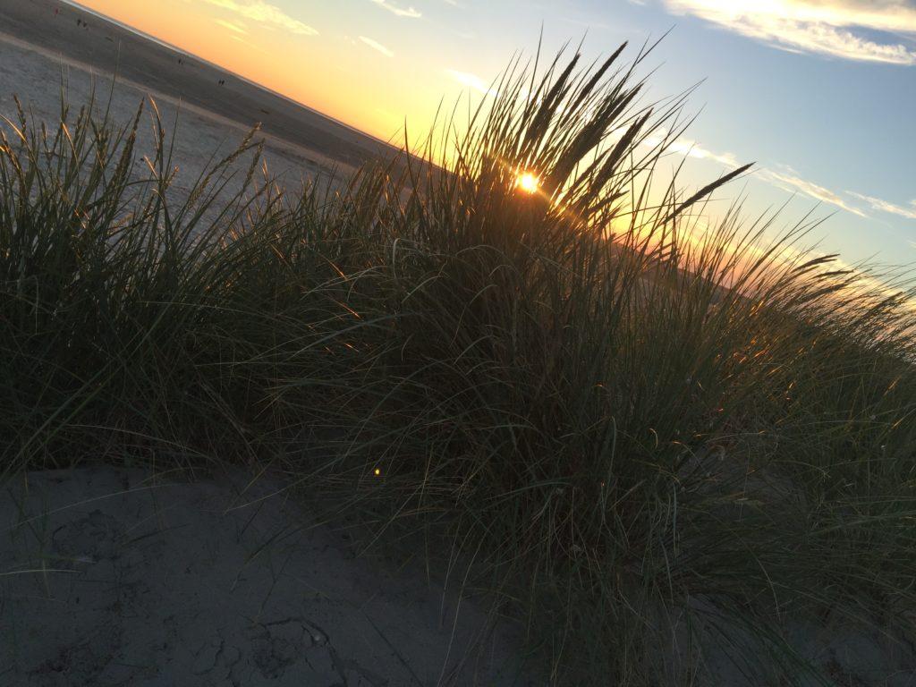 les plus beaux couchers du soleil du monde sont au Crotoy