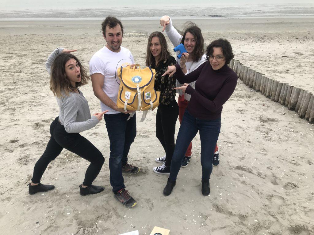 énigmes et jeux escape game baluchon de la Baie de Somme