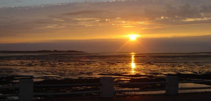 plus beaux couchers du soleil au monde